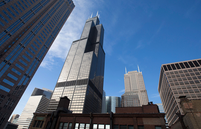 GATX Moving Headquarters to Willis Tower