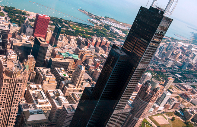 Chicago's Willis Tower to get $500m makeover