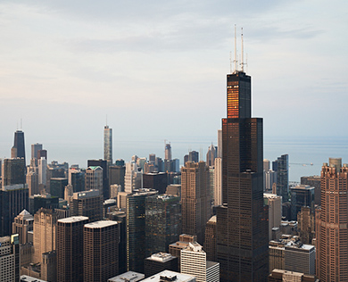 A Guided Tour Of Willis Tower With David Moore