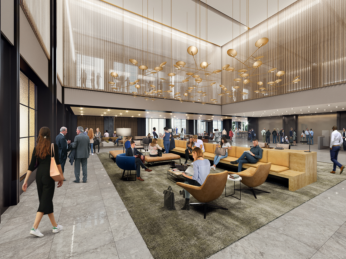 Willis Tower Tenant Roster Grows