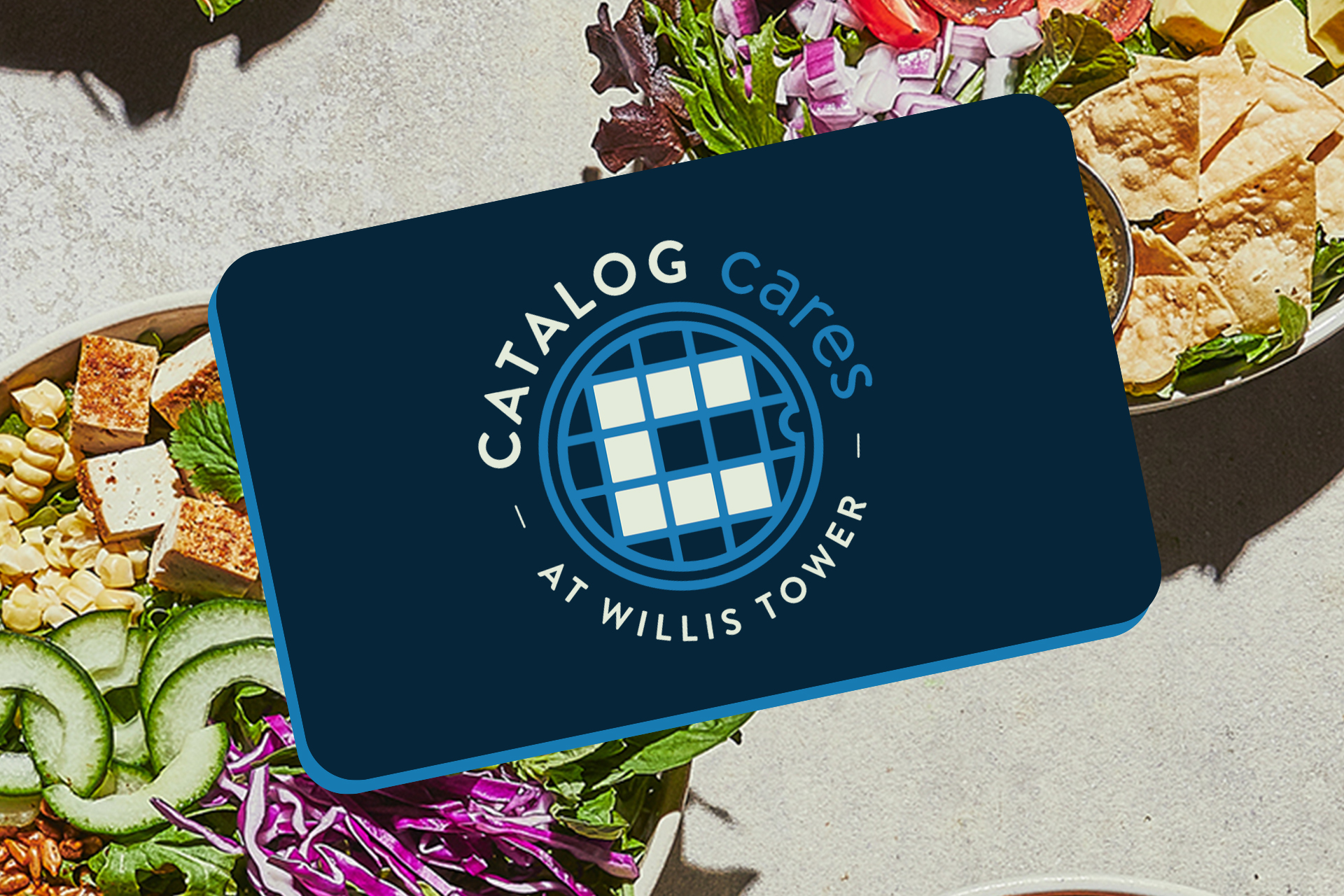 EQ Launches Catalog Cares Program at Willis Tower to Support Chicago Area Frontline Workers and Restaurants