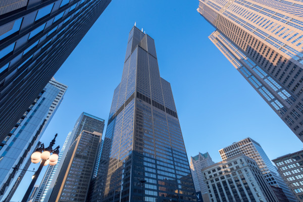 sears tower coloring pages - photo#38