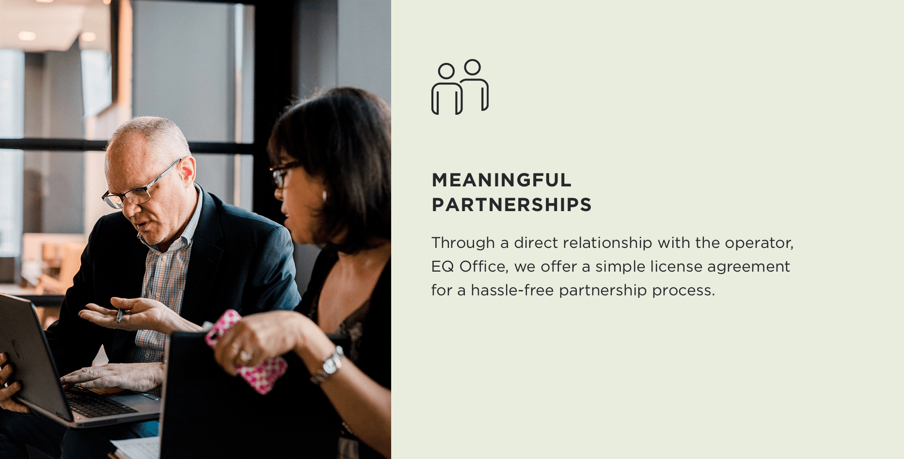 Meaningful Partnerships