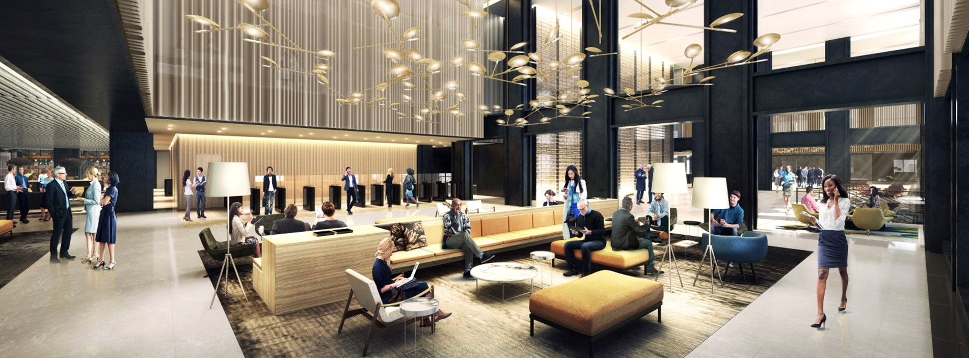 Reimagining an american icon willis tower for Floor and decor chicago